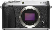 Fujifilm X-E3 kere hõbedane