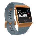 Fitbit nutikell Ionic GPS sinine/oranž - suurus S/L