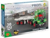 Alexander konstruktor Mały Konstuktor 10w1 Super Truck