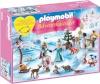 "Playmobil advendikalender Advent Calendar ""Royal Ice Skating Trip"" 2017"