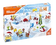 Mattel advendikalender Mega Construx Despicable Me Advent Calendar 2017