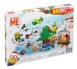 Mega Bloks advendikalender Despicable Me Advent Calendar