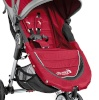 Baby Jogger istmekate koos polstriga City Mini, Crimson/Gray