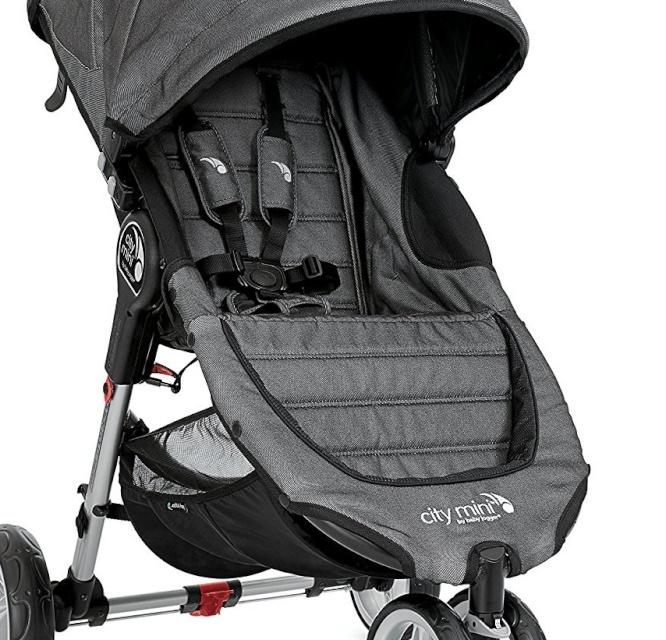 65f6fecff17 Baby Jogger istmekate koos polstriga City Mini, Charcoal