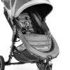Baby Jogger istmekate koos polstriga City Mini GT, Steel Gray