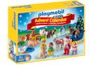 Playmobil advendikalender 1-2-3 Advent Calendar Christmas on the Farm (9009)