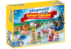 Playmobil advendikalender 1-2-3 Advent Calendar Christmas on the Farm (9009)