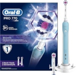 Braun hambahari Oral-B PRO 770 3D Action + 3D White otsikud 2tk.