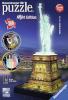 Ravensburger 3D pusle Statue of Liberty Night Edition 108-osaline