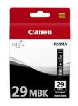 Canon tindikassett PGI-29MBK matt must