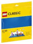 Lego klotsid Classic Blue Baseplate 10714, sinine