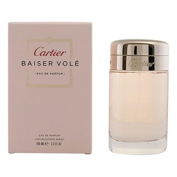 Naiste Parfümeeria Baiser Vole Cartier Edp Maht Parfüümid Ja