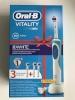 Braun hambahari Oral-B D12.513W + EB18-2 Oral-B Vitality valge