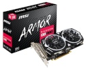 MSI videokaart Radeon RX 570 Armor 8GB GDDR5 OC