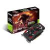 ASUS videokaart CERBERUS GeForce GTX 1050 Ti 4GB GDDR5