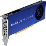 AMD videokaart Radeon Pro WX 2100 2GB GDDR5