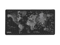 NATEC hiirematt Time Zone Map Maxi 800x400 Mousepad