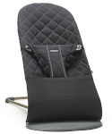 BabyBjörn lamamistool Bliss Black, Cotton (006016)