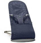 BabyBjörn lamamistool Bliss Mesh Navy Blue (006003)