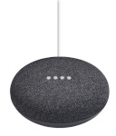 Google nutikõlar Home Mini, charcoal tumehall