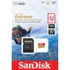 SanDisk mälukaart microSDHC Extreme 32GB Action A1 100MB/s + adapter