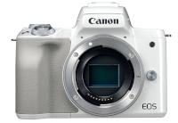 Canon EOS M50 kere valge