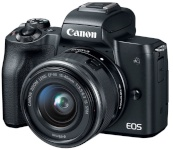 Canon EOS M50 + EF-M 15-45mm IS STM must