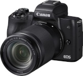 Canon EOS M50 + EF-M 18-150mm IS STM must