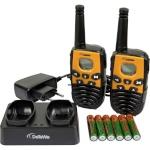 DeTeWe raadiosaatja Outdoor 4000 PMR Pack komplekt