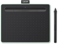 Wacom graafikalaud Intuos S Bluetooth pistaatsiaroheline