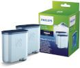 Philips vee- ja katlakivifiltri komplekt Saeco AquaClean 2tk (CA6903/22)
