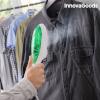 Innovagoods Vertikaalne aurutriikraud InnovaGoods 800 W Valge Roheline