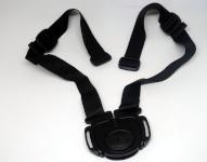 Baby Jogger jalutuskäru rihmade kinnitus Medallion Black (City Mini, City Mini 4Wheel)