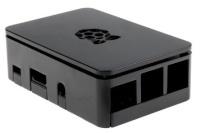 Raspberry Pi Karp mudel 3B+´ile, must