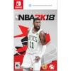 Nintendo Switch mäng NBA 2K18