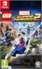 Nintendo Switch mäng Lego Marvel Super Heroes 2