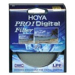Hoya filter UV Pro1 HMC Digital 55mm