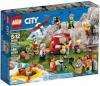 Lego klotsid City People Pack - Outdoor Adventures 60202