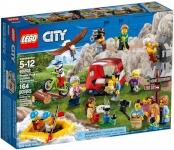 Lego klotsid City People Inimeste komplekt - väliseiklused | 60202