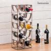 BGB Homania Homania Belt metallist pudelite hoiurest (10 pudelile)