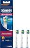 Braun lisaharjad Oral-B Floss Action EB25, 3tk