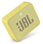 JBL kaasaskantav kõlar Go 2, Lemonade Yellow, kollane