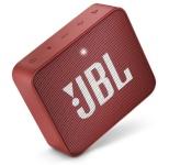 JBL kaasaskantav kõlar Go 2, Ruby Red, punane