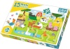 Trefl beebipusle Baby 15 Maxi Puzzle 15-osaline