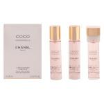 Naiste parfümeeria Coco Mademoiselle Chanel EDT 3 x 20ml
