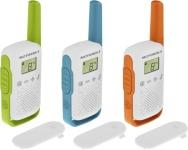 Motorola raadiosaatja TALKABOUT T42 Triple