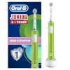 Braun hambahari Oral-B Junior Sensi Ultrathin (D16.513), roheline