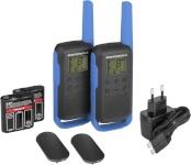 Motorola raadiosaatja TALKABOUT T62 sinine