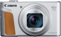 Canon Powershot SX740 HS hõbedane