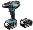 Makita akulööktrell DDF482RFJ 18V 2x BL1830B Cordless Drill Driver